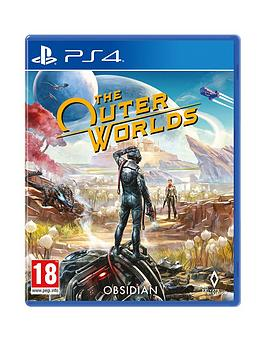 Playstation The Outer Worlds &Ndash; Ps4
