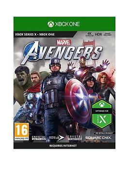 Xbox Xbox Marvel'S Avengers Picture