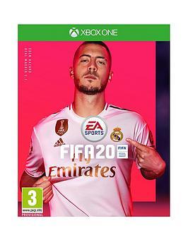 Xbox Xbox Fifa 20 Picture