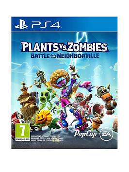 Playstation 4 Playstation 4 Plants Vs Zombies: Battle For Neighbourville Picture