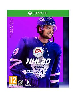 Xbox One Xbox One Nhl 20 Picture