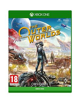 Xbox Xbox The Outer Worlds Picture