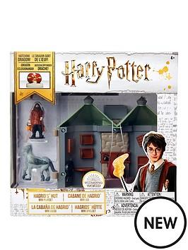 harry-potter-playsets-hagrids-hut