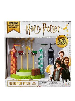 Harry Potter Harry Potter Playsets - Quidditch Arena Picture