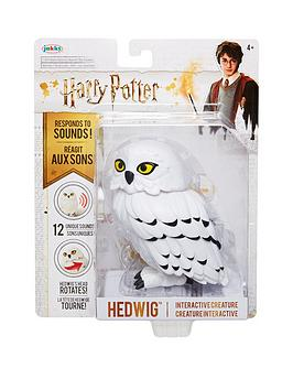 Harry Potter Harry Potter Harry Potter Interactive Creatures - Hedwig Picture