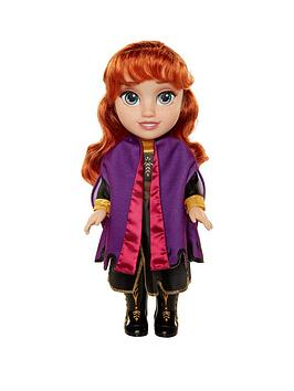 Disney Frozen Disney Frozen 2 Anna My First Toddler Doll Picture