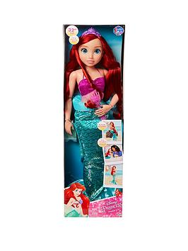 Disney Princess Disney Princess Princess Playdate 32 Inch Ariel Doll Picture