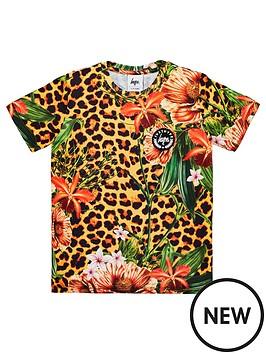 hype-girls-jungle-t-shirt-multi