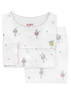cath-kidston-girls-ice-skater-jersey-pyjama-set-cream