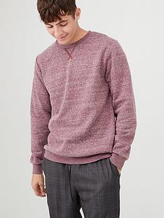 v-by-very-fleece-crew-neck-sweater-burgundy