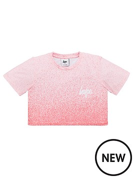 hype-girls-speckle-crop-t-shirt-pink