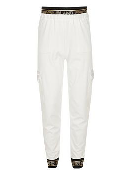 river-island-girls-ri-active-utility-joggers-white