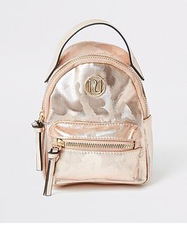river-island-girls-camo-backpack-pink
