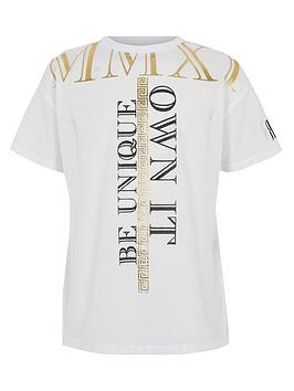 river-island-girls-ri-active-printed-mesh-t-shirt-white