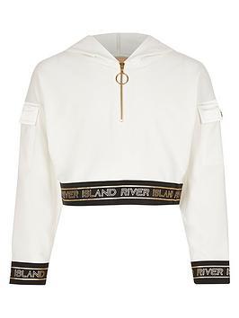 river-island-girls-ri-active-zip-utility-hoodie-white