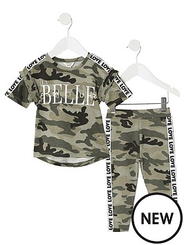 river-island-mini-mini-girls-camo-la-belle-t-shirt-outfit-khaki