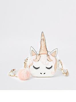 river-island-girls-unicorn-cross-body-bag-white