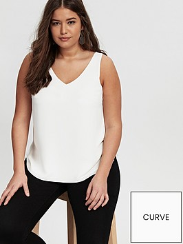 evans-double-layer-cami-white