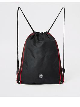 river-island-boys-rvr-drawstring-bag-black