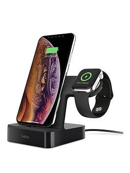 Belkin Belkin Powerhouse&Trade; Charge Dock For Apple Watch + Iphone Picture