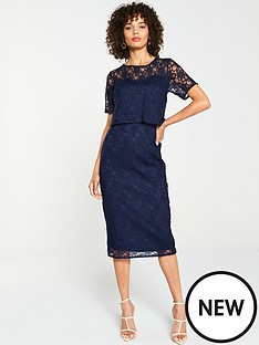 v-by-very-lace-pencil-midi-dress-navy