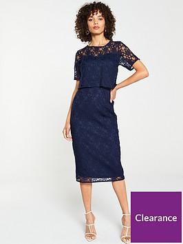 v-by-very-lace-pencil-midi-dress-navy