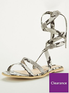 lost-ink-wide-fit-harris-square-toe-flat-sandals-snake-print