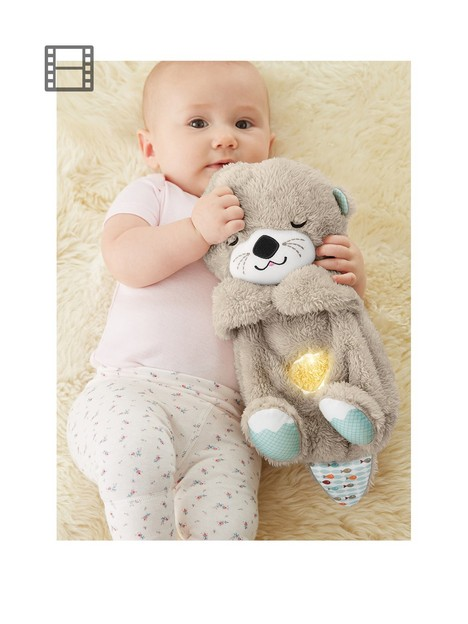 fisher-price-soothe-n-snuggle-otter-baby-toy