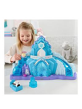Fisher-Price Fisher-Price Disney Frozen Elsa'S Ice Palace Picture