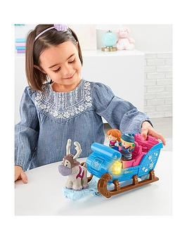 Fisher-Price Fisher-Price Disney Frozen Kristoff'S Sleigh Picture