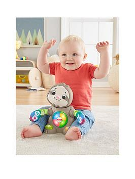 Fisher-Price Fisher-Price Linkimals Smooth Moves Sloth Picture