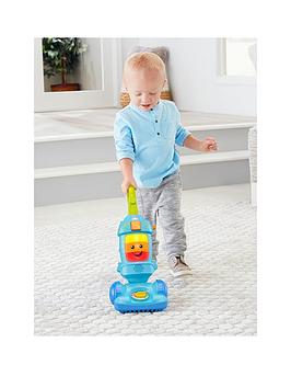 Fisher-Price Fisher-Price Laugh &Amp; Learn Light-Up Learning Vacuum Picture