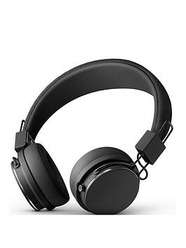 Urbanears Urbanears Plattan Ii Bluetooth Wireless Headphones - Black Picture