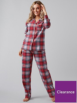 boux-avenue-christmas-winter-check-pjs-in-a-bag-red-mix