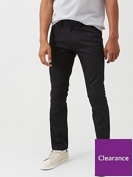 v-by-very-coated-utility-jeans-black