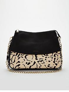 karen-millen-regent-shoulder-bag-leopard