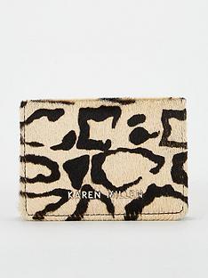 karen-millen-courtney-card-case-leopard