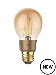 tp-link-kl60-kasa-smart-wi-fi-filament-bulb-dimmable-amber-glass-e27