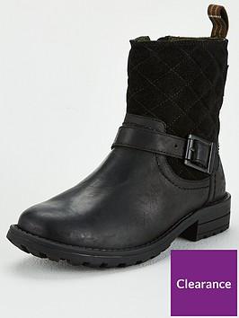 barbour-girls-sienna-leather-biker-boots-black