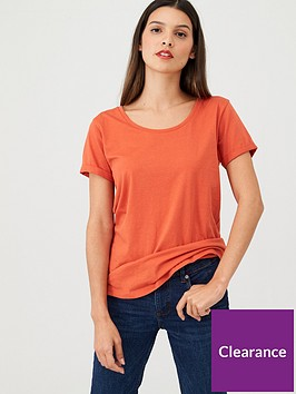 v-by-very-the-essential-basic-scoop-neck-t-shirt-orange