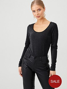 v-by-very-sparkle-lurex-long-sleeve-top-silver