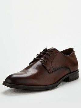 Office Office Marker Lace Up Gibson Shoe - Brown Picture
