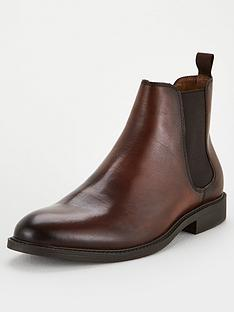office-bruno-chelsea-boots-brown