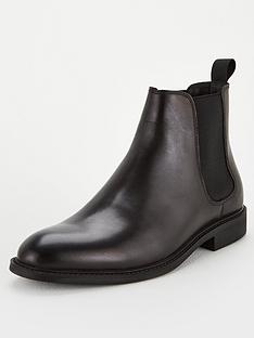 office-bruno-chelsea-boots-black