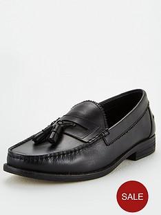 office-liho-tasselnbsploafers-black