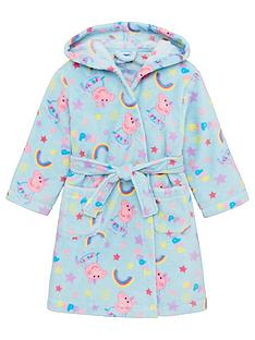 peppa-pig-girls-unicorn-robe-multi
