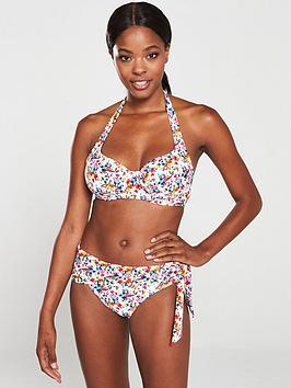 Pour Moi Pour Moi Heatwave Underwired Bikini Top - Multi Picture