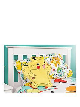 Pokemon Pokemon Cheer Pikachu-Shaped Cushion Picture