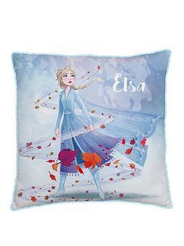 Disney Frozen Disney Frozen Journey Square Cushion Picture