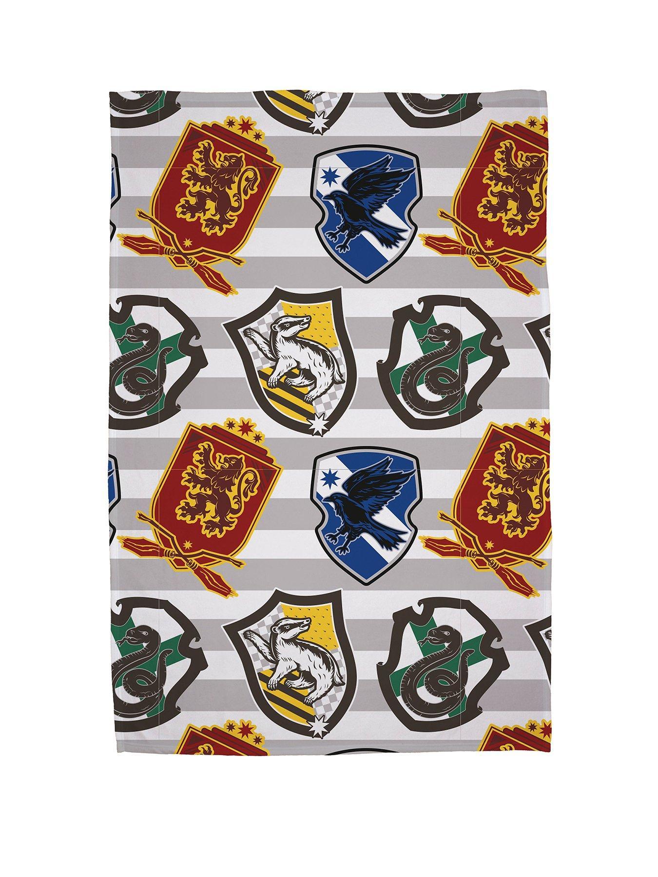 Harry Potter Fleece Blanket Quilt Blanket Just a Wizard girl